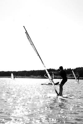 Lato z windsurfingiem!