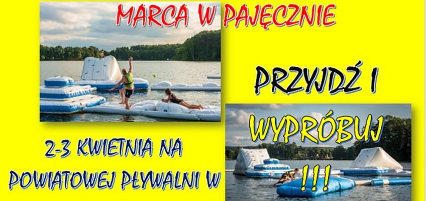 Wodny Tor Przeszkód – zmiana terminu!!!