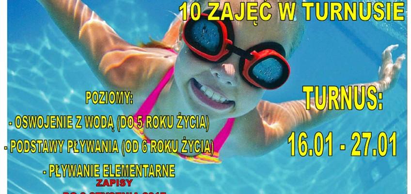 Feryjne Kursy Pływania