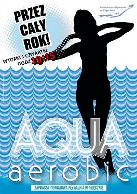 Rozpoczynamy zajęcia Aqua aerobik!